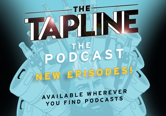 The Tapline Podcast - New Episodes Ad